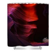 Antelope Canyon 24 Shower Curtain