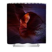 Antelope Canyon 4 Shower Curtain