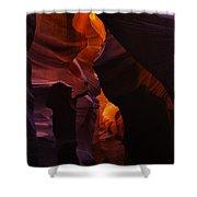 Antelope Canyon 25 Shower Curtain