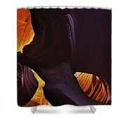 Antelope Canyon 26 Shower Curtain
