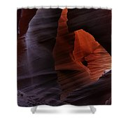 Antelope Canyon 27 Shower Curtain