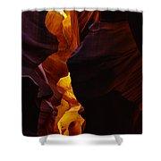 Antelope Canyon 30 Shower Curtain