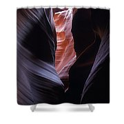 Antelope Canyon 5 Shower Curtain by Jeff Brunton