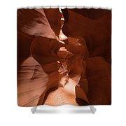 Antelope Canyon 9 Shower Curtain