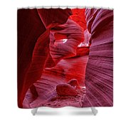 Antelope Canyon Mummy 2 Shower Curtain