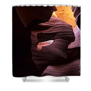 Antelope Canyon Touch Of Magic Shower Curtain