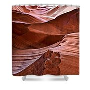 Antelopescape Shower Curtain