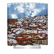 Antequera Spain Shower Curtain