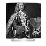 Anthony Askew (1722-1774) Shower Curtain