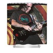 Anthrax Shower Curtain