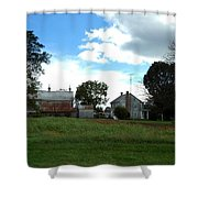 Antietam Battlefield Shower Curtain