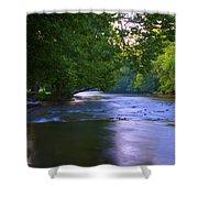 Antietam Creek - Hagerstown Maryland Shower Curtain