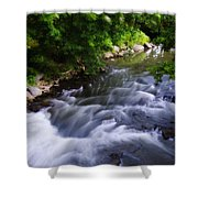 Antietam Creek - Maryland Shower Curtain