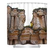 Antigua Ruins Shower Curtain