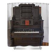 Antique Organ Shower Curtain