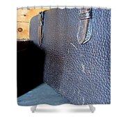 Antique Trunks 7 Shower Curtain