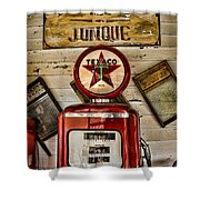 Antiques And Junque Shower Curtain