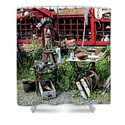 Antiques For Sale Shower Curtain