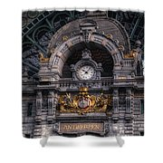 Antwerp Central Shower Curtain