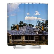 Anybody Home Shower Curtain
