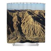 Anza Borrego, California Shower Curtain