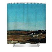 Anza - Borrego Desert Shower Curtain