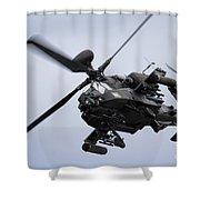 Apache Longbow Shower Curtain