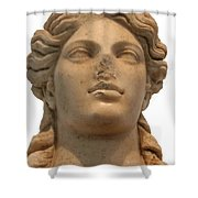 Aphrodite The Goddess Of Love And Beauty  Shower Curtain