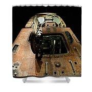 Apollo Space Capsule Shower Curtain