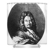 Apostolo Zeno (1668-1750) Shower Curtain