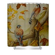 Appalachian Autumn  Shower Curtain