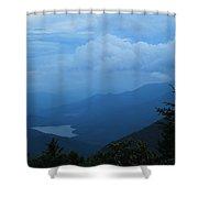 Appalachian Lake Shower Curtain
