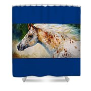Appaloosa Spirit 3618 Shower Curtain