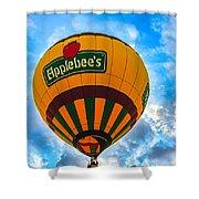 Appelbee's Hot Air Balloon Shower Curtain