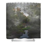 Apple Creek  Shower Curtain