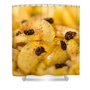 Delicious Applemedley  Shower Curtain