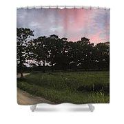 Appleton Sunset Shower Curtain