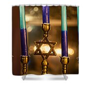 Appointed Lights Shower Curtain
