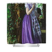 April Love Shower Curtain