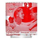 April Love Shower Curtain