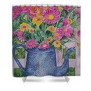 April Showers Bring Shower Curtain