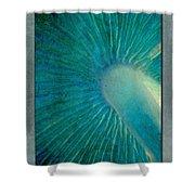 Aqua Gills Shower Curtain