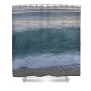 Aqua Rhapsody Shower Curtain