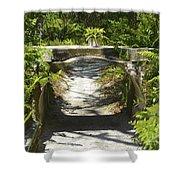 Aquaduct Shower Curtain