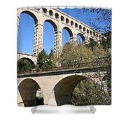 Aqueduct Roquefavour Shower Curtain