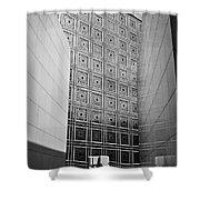 Arab World Institute Shower Curtain
