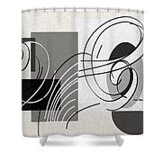 Arabescos 1 Shower Curtain