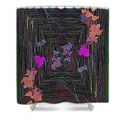 Arbor Autumn Harmony 11 Shower Curtain
