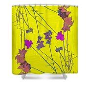 Arbor Autumn Harmony 12 Shower Curtain