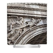 Arc Of Septimus Shower Curtain